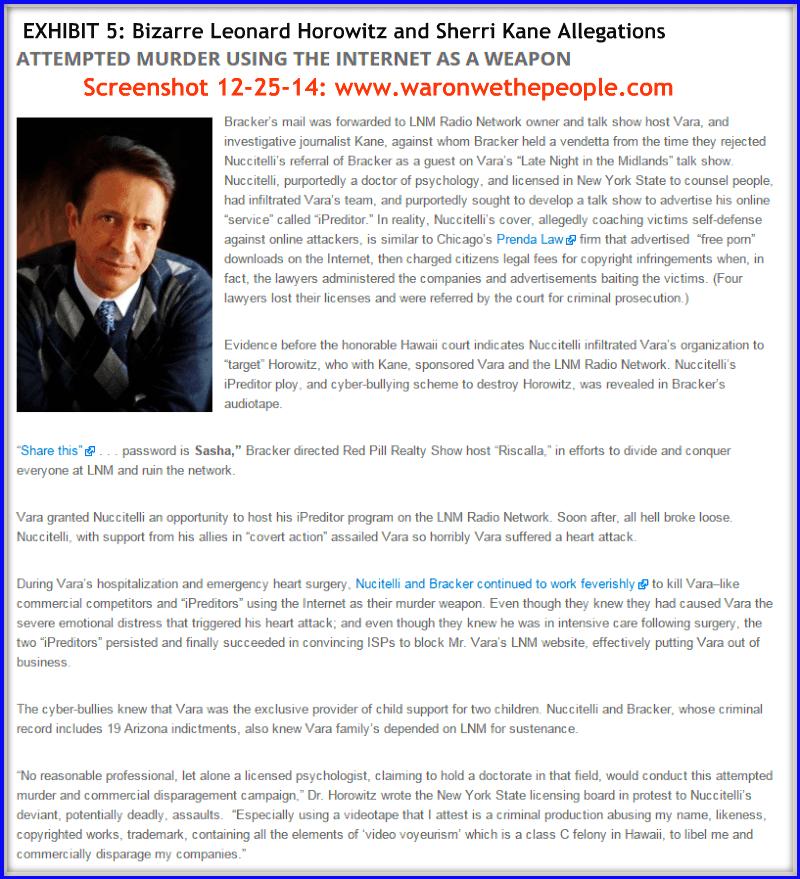 dr.leonard-horowitz-sherri-kane-horokane-lnm-radio-network-leonard-g.-horowitz-troll-triad-800 × 879