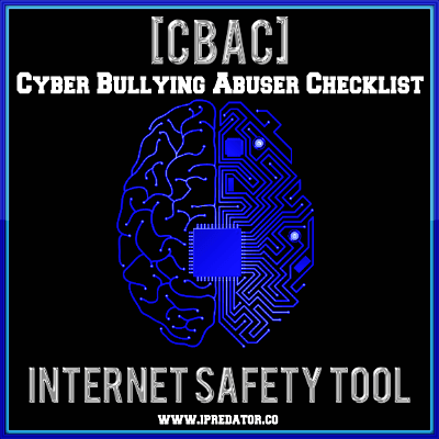 ipredator-cyberbully-abuser-checklist