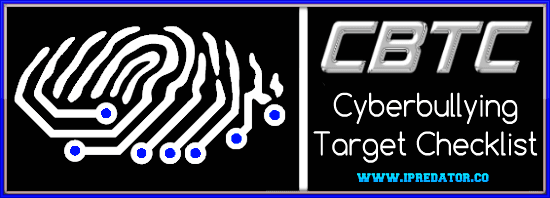 ipredator-cyberbully-target-checklist 2