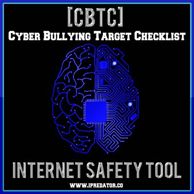 ipredator-cyberbully-target-checklist 4